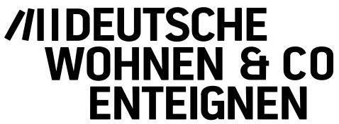 Logo Deusche Wohnen & Co Enteignen